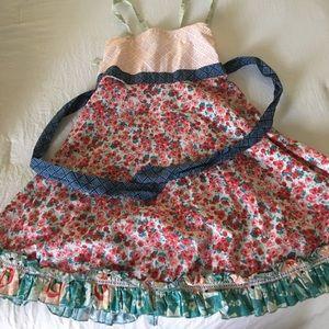 Matilda Jane Platinum Dress. Size 8. EUC.
